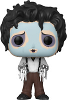 FUNKO POP - MOVIES - EDWARD SCISSORHANDS - WITH PURPLE FACEMASK - PO AUGUST 2020