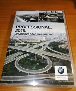 Navegador Dvd  BMW Road Map Profesional 2019 2020 2021 Con Radares