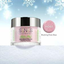 SNS Nail Dipping Powder HD07 - Blushing Polar Bear 1.5oz