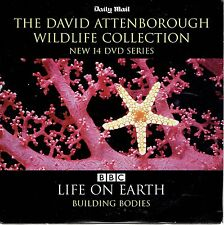 "David Attenborough 2007 "" Life On Earth "" ** Seller's Bargains**"