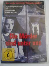 Die Mörder sind unter uns - Berlin 1945 - 1. dt. Nachkriegsfilm, Hildegard Knef