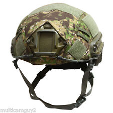 OPS/UR-TACTICAL HELMET COVER FOR OPS-CORE FAST HELMET IN PENCOTT GREENZONE, L/XL
