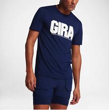 Nike NikeLab x Gyakusou Team GIRA Men's Shirt - SZ Large Binary Blue 865220 410