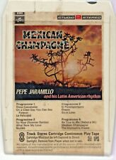 More details for mexican champagne pepe jaramillo 8 track stereo cartridge 38