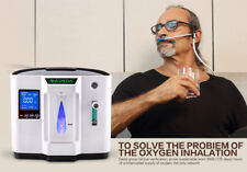 US 1-6L Adjustable Household Oxygen Concentrator Generator Oxy Making Machine