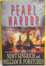 PEARL HARBOR  -Newt Gingrich, Wm. Forstchen-   PAPERBACK ~ NEW