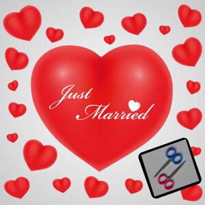 Hochzeit herz spruch ausschneiden Hochzeit