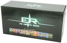 ER: The Complete TV Series Seasons 1 - 15 Sealed New DVD Box Set In Stock