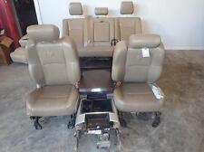 09-15 DODGE RAM 1500 2500 3500 SEATS HEATED COOLED POWER LEATHER MEGA CAB