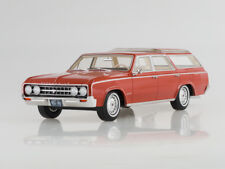 Scale model 1:18 Oldsmobile Vista Cruiser, brown, 1964