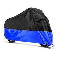 ciclomotores /& Scooter Highsider lona cobertora garaje plegable Outdoor para motocicletas