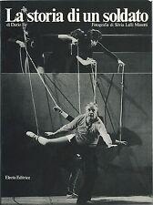 Dario Fo - La Storia di un Soldato - Foto di Silvia Lelli Masotti - Electa 1979
