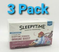 Celestial Seasonings Sleepytime Echinacea Immune Boost Wellness Tea (Pack of 3)