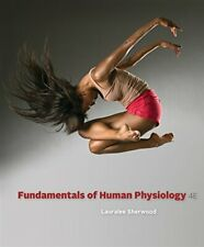 Fundamentals of Human Physiology, Sherwood 9780840062253 Fast Free Shipping,.