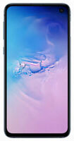 Samsung Galaxy S10e SM-G970U - 128GB Blue  Factory Global Unlocked Preowned