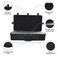 327 US PRO Waterproof Hard Carry Flight Case Watertight Photography Tool Box