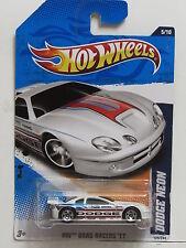 HOT WHEELS 2011 #05/10 DODGE NEON HW DRAG RACERS