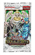 "Yugioh Battle Pack 2: War of Giants ""Round 2""  16-Card Reinforcements Pack"