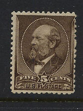 Us 205 Mint catalog $275.00 nl001