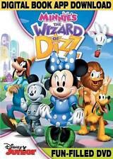 Mickey Mouse Clubhouse Minnie's The Wizard of Dizz DVD Disney Junior