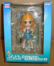 EVANGELION@SCHOOL COLLECTION 1 SORYU ASUKA LANGLEY BANPRESTO 2011