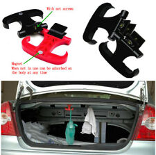 2X Durable Car SUV Rear Trunk Bag Hook Cargo Hanger Holder for All Three Boxes