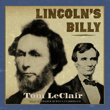 Lincoln's Billy by Tom LeClair 2015 Unabridged CD 9781504607346