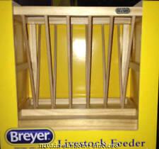 Breyer Models Accessory Wood Livestock Feeder