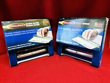 2 NEW-PlanOn System Solutions DocuPen Portable Rechargeable Scanners R-700