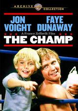 The Champ 1979 (DVD) Jon Voight, Faye Dunaway, Ricky Schroder - New!