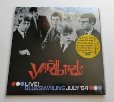 The Yardbirds Live Blueswailing July 1964. Eric Clapton. 180g Vinyl LP -