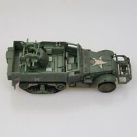 Unimax Forces of Valor  Bravo Team WWII US Army M16 Halftrack Quad 50Cal. 1:32