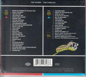 The Doors - The Singles - 2 CD -   (NEU/OVP in Folie)