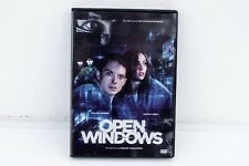 OPEN WINDOWS - NACHO VIGALONDO ( LOS CRONOCRÍMENES ) - DVD - ELIJAH WOOD