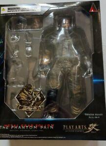 Play Arts Kai Metal Gear Solid - Venom Snake (Splitter Version)