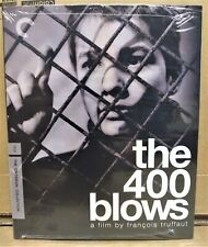 Criterion Blu-ray Digipak & slipcover for The 400 Blows (NO DISCS)
