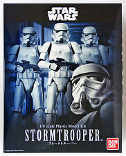 Bandai Star Wars Stormtrooper (episode IV a Hope) 1/6 Scale Kit 105053