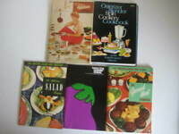 Vintage Cookbooks Booklets Osterizer Culinary Arts Southern Living