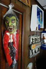 COOL Latex Hanging Dracula Vampire Halloween Decoration Prop Morbid Enterprises