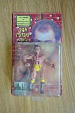 Rare 1999 Legends of Professional Wrestling Figure-IVAN PUTSKI Bloody Version