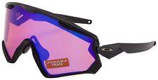 Oakley Wind Jacket 2.0 Sunglasses OO9418-1145 Matte Black | Prizm Trail Lens NIB