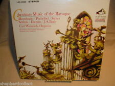 Christmas Music of the Baroque / LSX-2820 Stereo