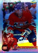 1994-95 Score Platinum #110 Eric Desjardins