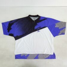 NIKE AGASSI CHALLENGE COURT VINTAGE SHIRT POLO MAGLIA JERSEY VIOLA