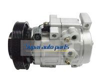 New A/C Compressor CF500-RW7AA-01 For Mazda 3/Mazda CX7 2.3L 2.5L 2007-2012