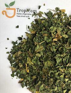 Organic Moringa whole leaf Herbal Tea (Oleifera) -Superfood nutrition UK seller