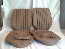 Mercedes Benz seat covers 450SL Bamboo Leather