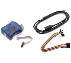 Atmel AVRISP AVR ISP mkII Programmer AVRISPmkII ATAVRISP2 Compliant - M85