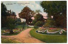 CPA 63 - CLERMONT FERRAND (Puy de Dôme) - 4063. Jardin Lecocq