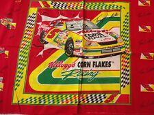 Nascar Terry Labonte Fabric Kellogg Hendrick Motorsports 1997 2 Remnants